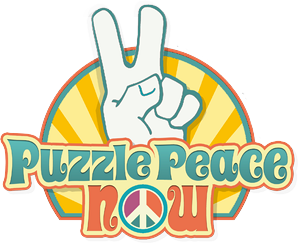Puzzle Peace Now Logo